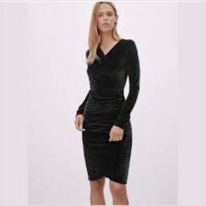 Aritzia Wilfred Klum dress